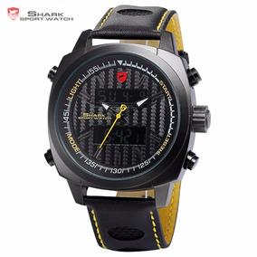 Relógio Esportivo Shark, Cronógrafo - Promoção, Frete Grátis