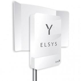 Elsys Link 3g Modem Roteador E Antena Integrado Área Rural