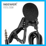 Microfono Lavalier Solapa Celular Smartphone Iphone Android