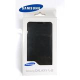 Capa Flip Wallet Samsung Galaxy Siii - Preto