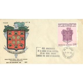 L214-450 Aniversario San Cristobal De Las Casas Chiapas 1978