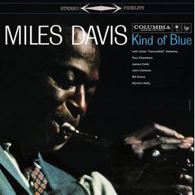 Miles Davis Kind Of Blue Vinilo Lp Nuevo