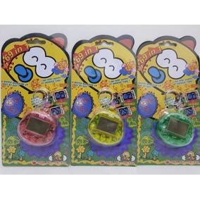 Bichinho Virtual Tamagotchi Jogo Eletrônico 69 Jogos Em 1