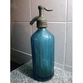 Antiguos Sifones Soda 22 Vintage Retro Lote 2 Sifones