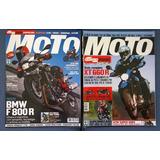 Revistas Quatro Rodas Especial Moto 538-a/596-a