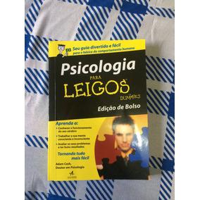 Psicologia Para Leigos Edição De Bolso