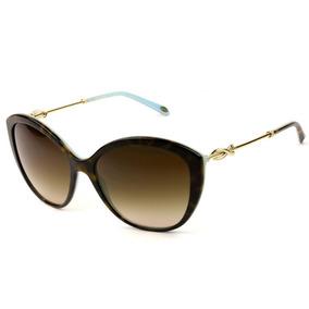 ceb60b662f2d2 Oculos De Sol Tiffany Co Azul - Óculos De Sol no Mercado Livre Brasil
