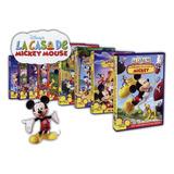Dvd La Casa De Mickey Mouse, Precio Por 10 Dvd´s A Elección