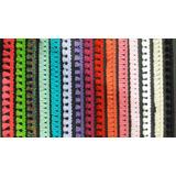 Fleco Escobita 1.5cms Poliester X 10 Mts. Varios Colores.
