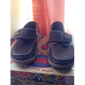 Zapatos Tipo Mocasines Para Niños Marca Jolly