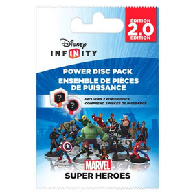 Disney Infinity 2.0 Marvel Power Disc Pack