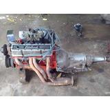 Motor 350 Chevrolet Preparado Competencia Y Caja 350 (leer)