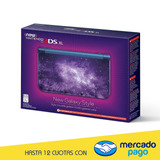 New Nintendo 3ds Xl Galaxy Edition
