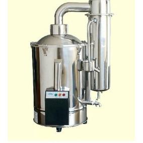 Destilador De Agua Auto-electrico Produccion 20 L / Hora