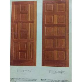 Puertas De Madera, Cedro, Cuarto - Fabrica