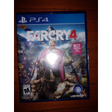Far Cry 4 Ps4 Fisico