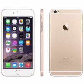 Iphone 6s Plus Apple 16gb Tela 5.5 Hd 3d Touch Ios 9 Dourado