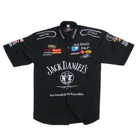 Camisas Auto Gp Jack Daniels Bordadas Envío Gratis!!