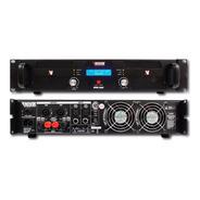 Amplificador De Potencia Novik Novo 2500 1250w + 1250 Oferta