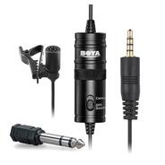 Microfono Boya By-m1 Corbatero Para Celular O Camara Cuotas