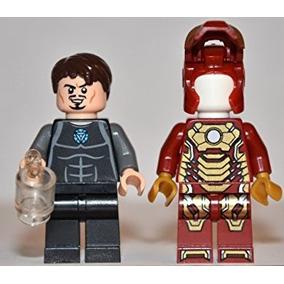 Juguete Lego Super Heroes Iron Man 3, Tony Stark Con Mark 4