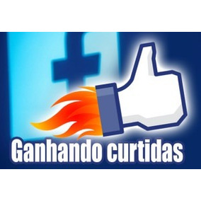 100 Likes Curtidas No Facebook (brasileira) Promoção 100%
