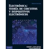 Electrónica Teoría De Circuitos Boylestad 10 Edición