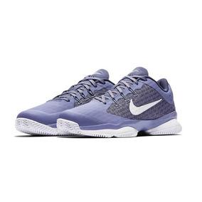 Zapatillas Tenis Mujer Nike Lila Premium 2018