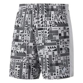 Pantaloneta Para Correr De Hombre adidas Sn Sho Prt M adidas