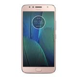 Celular Libre Motorola Moto G5s Plus Dorado