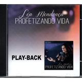 Cd Playback Léa Mendonça Profetizando Vida