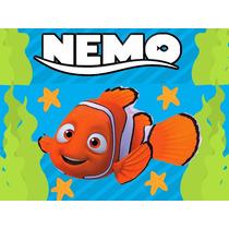 Kit Imprimible Candy Bar Buscando A Nemo Golosinas Y Mas