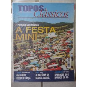 Topos & Classicos N°17 Jaguar E Type Moto Bmw Mini Meeting