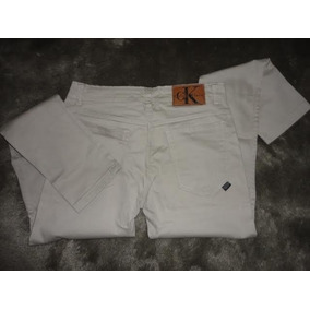 Kit 3 Calças Jeans Sarja Masculina Skiny Varias Marcas