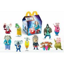 Sing! Mc Donalds Personajes Nuevos En Bolsita!