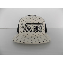 Gorras Vans Drop V Trucker Cream 100% Original