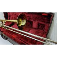 Trombone Vara Júpiter Taiwan Jsl-636 Calibre Largo Rotor