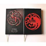 Libreta Game Of Thrones Targaryen (notebook,planner,regalo)