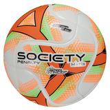 da50c26d48 Bola De Futebol Society Oficial Matis Com Costura Penalty - Futebol ...