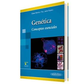 Genética Conceptos Esenciales + 3 Libros Pierce, Passarge