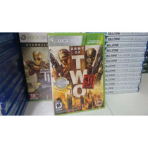 Army Of Two The 40th Day Xbox 360 - Lacrado - Original
