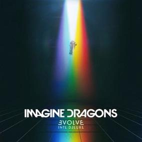 Evolve Deluxe - Imagine Dragons - Cd (14 Canciones)