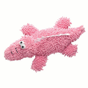 Brinquedos Para Pet - Pelúcia Fuzzy Crocodilo - Pet Brink