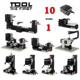Mini Torno Multifuncional 10 Em 1 - Thefirsttool - Tz10000mg