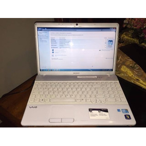 Aceito Troca - Notebook Sony Vaio Intel Core I3 Com Nota