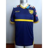 Camiseta Barnechea 2015 Titular Mitre Original Nueva Azul