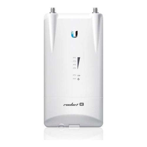 Access point exterior Ubiquiti Networks Rocket R5AC-Lite blanco 1 unidad