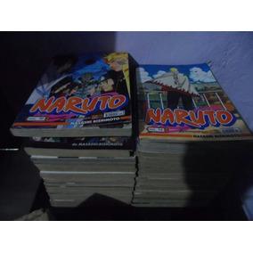Mangás Naruto Classico E Shippuden +guia