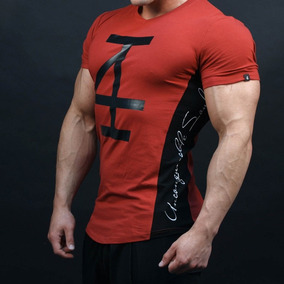Playera Muscle Brothers 4invictus Compresion Gym Crossfit