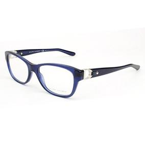 Marco Óptico Ralph Lauren 6113q 5033 Dark Blue 52mm